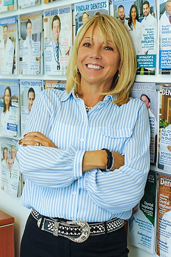 Dental Marketing Magazine Distribution Manager