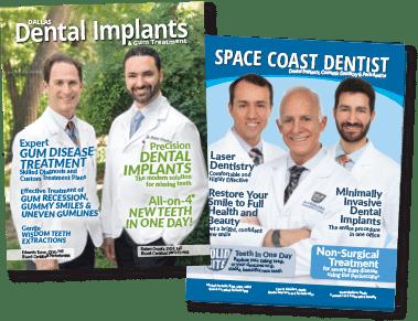 Periodontist marketing magazines