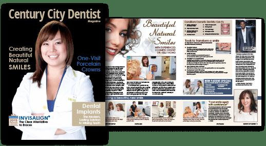 Cosmetic dentist magazine